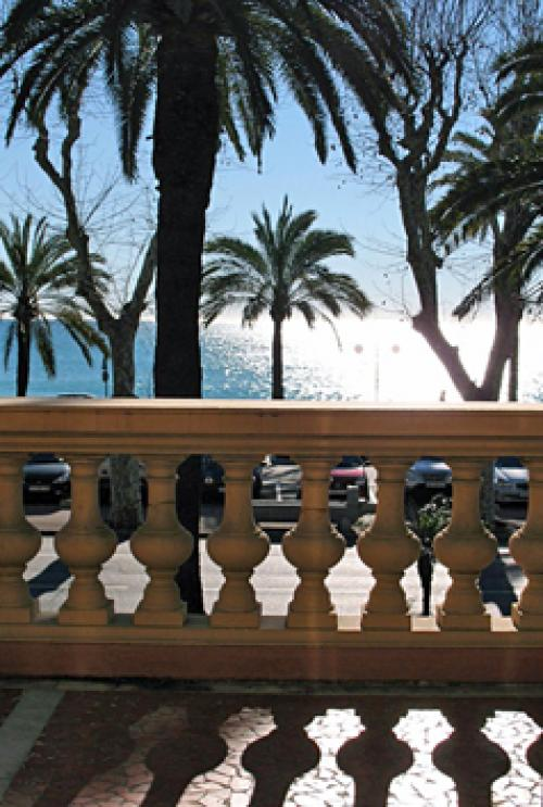 hotels in menton france