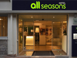 All Seasons Menton Centre